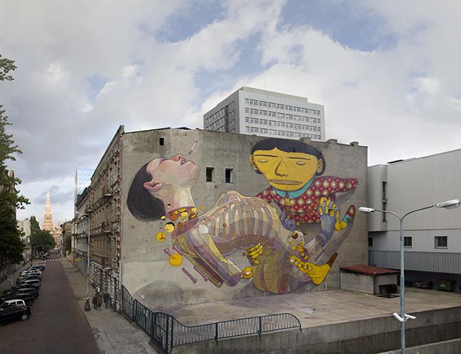 Aryz_OsGemeos_Graffiti_Walls_Murals_SprayDaily_1