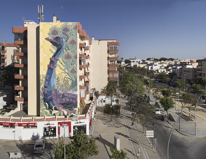 Aryz_Graffiti_Barcelona